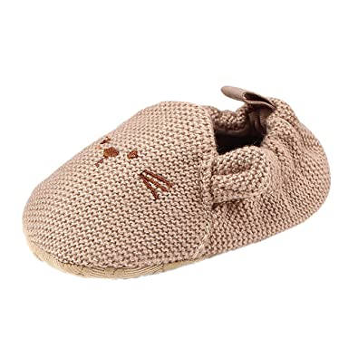 6b6e9e0658f2 Amazon.com: Jili Online Baby Knitted Cotton Shoes Shoes Sneakers ...