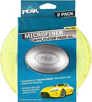 PEAK Microfiber Care Auto Detailing Value Set