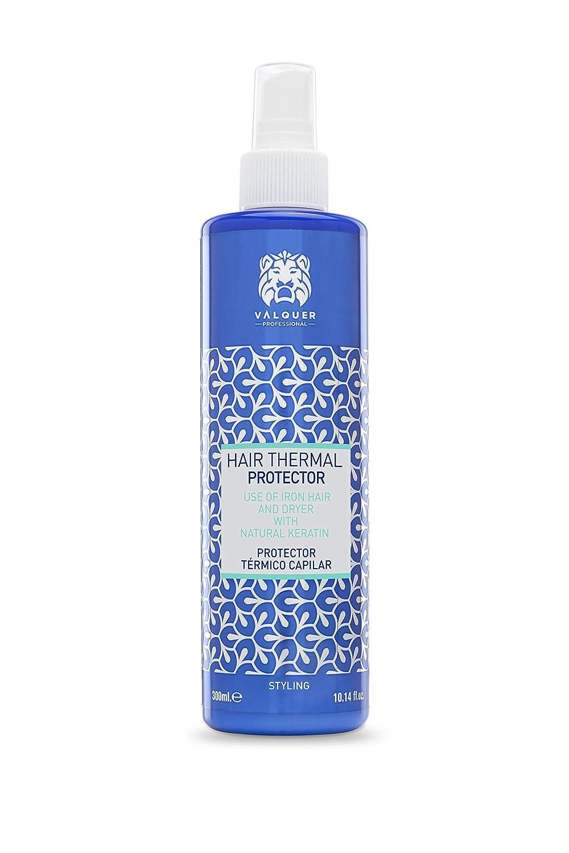 Valquer Profesional Protector Térmico Capilar. Spray protector cabello. Protege el cabello del calor - 300 ml