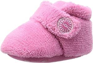 0ff6113eefb Amazon.com | UGG Kids I Jesse Bow II Fashion Boot, Baby Pink, 0/1 M ...