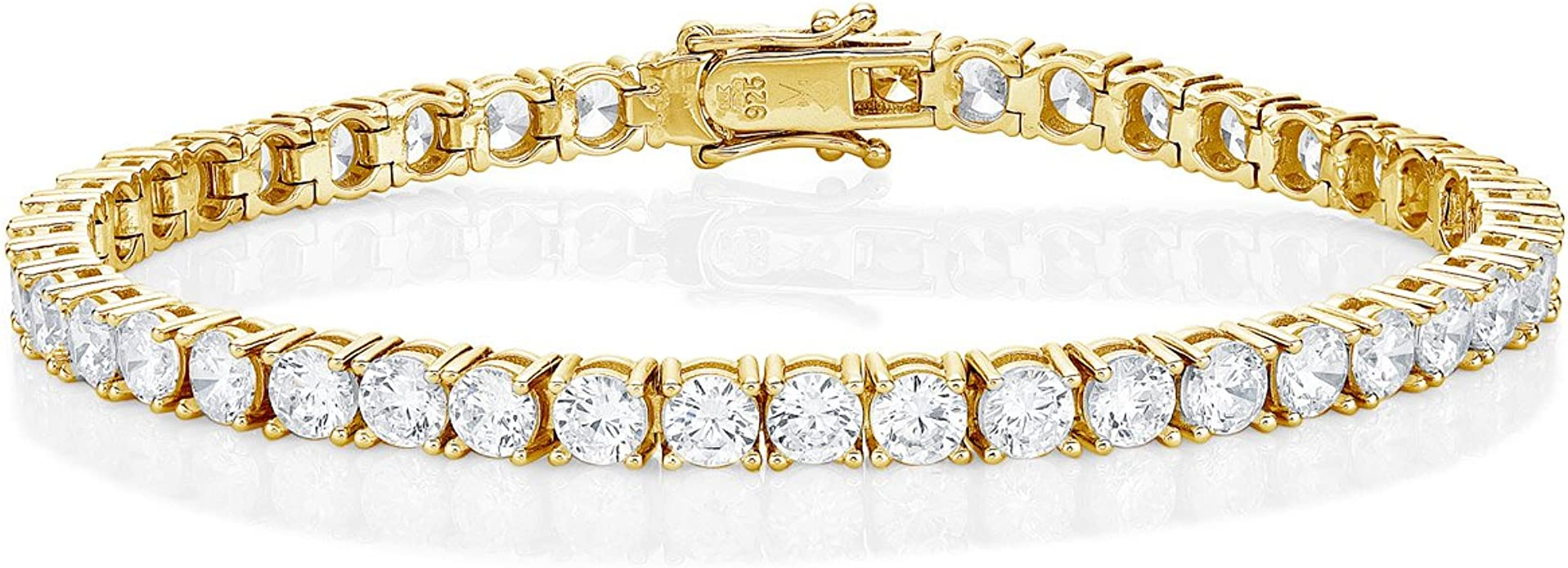"""Rhinestones Silver or Gold Plated Floral Bracelet Women Fashion Jewelry 2.5/"""" New"""