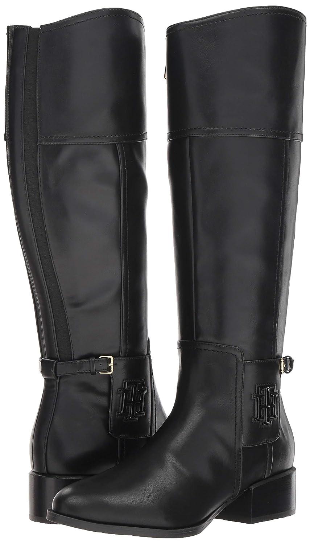 Tommy Hilfiger Womens Mani Equestrian Boot