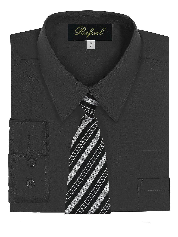 Rafael Boy's Dress Shirt Tie Many Colors Available