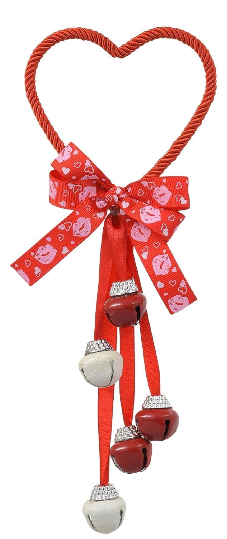 Decorativa corazón San Valentín perchero para puerta: Amazon ...