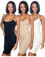 SUGARLIPS Women's Seamless Camisole Dress