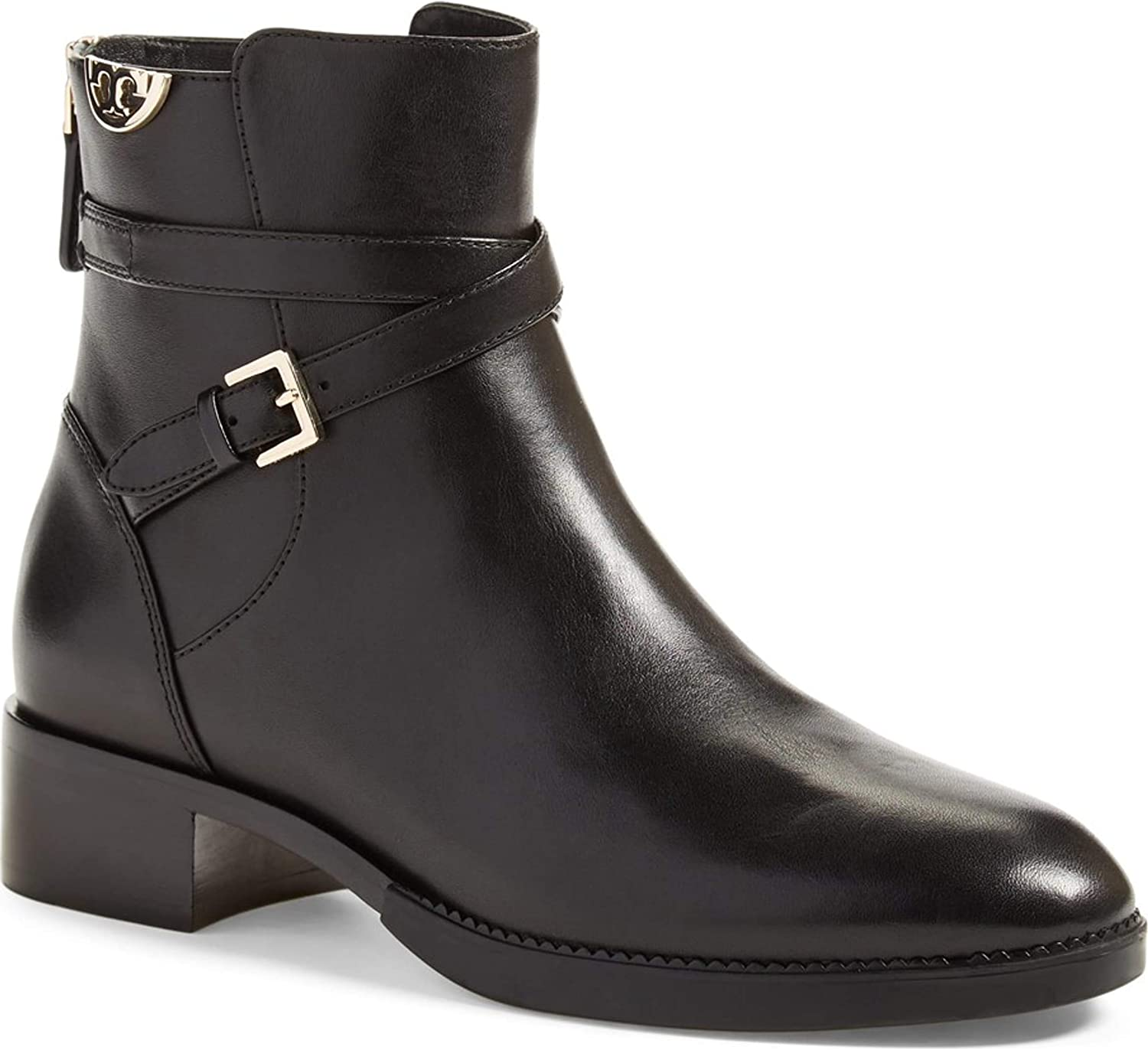 Tory Burch Sidney Calf Leather Bootie
