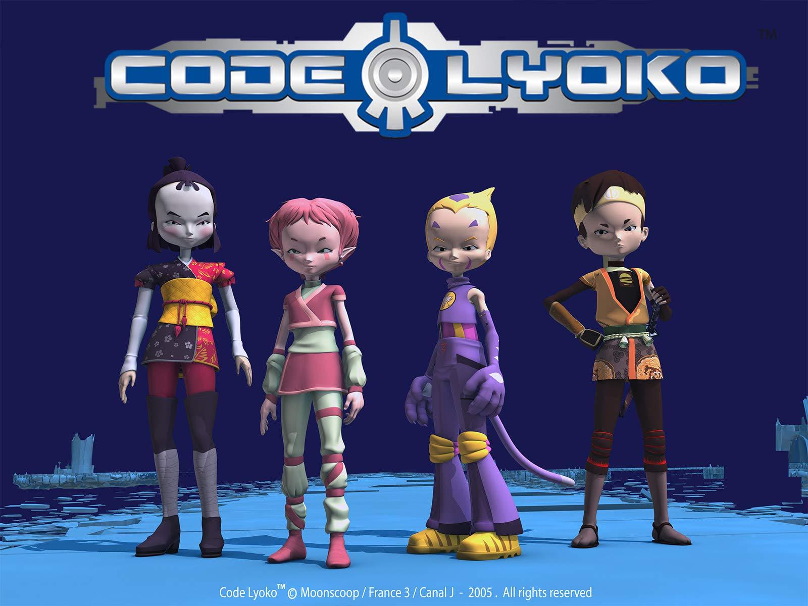 Code Lyoko on Amazon Prime Video UK