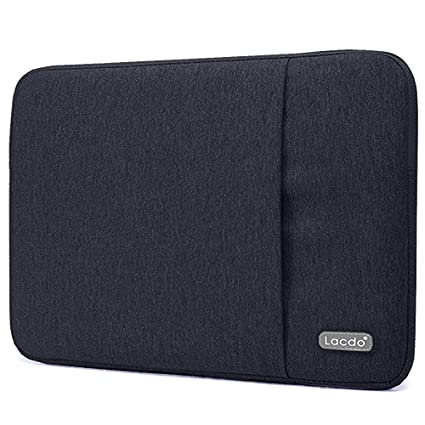 check out b9650 30373 Lacdo 11-11.6 Inch Water Resistant Laptop Sleeve Case Compatible 12 Inch  New MacBook with Retina Display | MacBook Air 11.6 | Surface Pro 5, 4, 3 |  ...