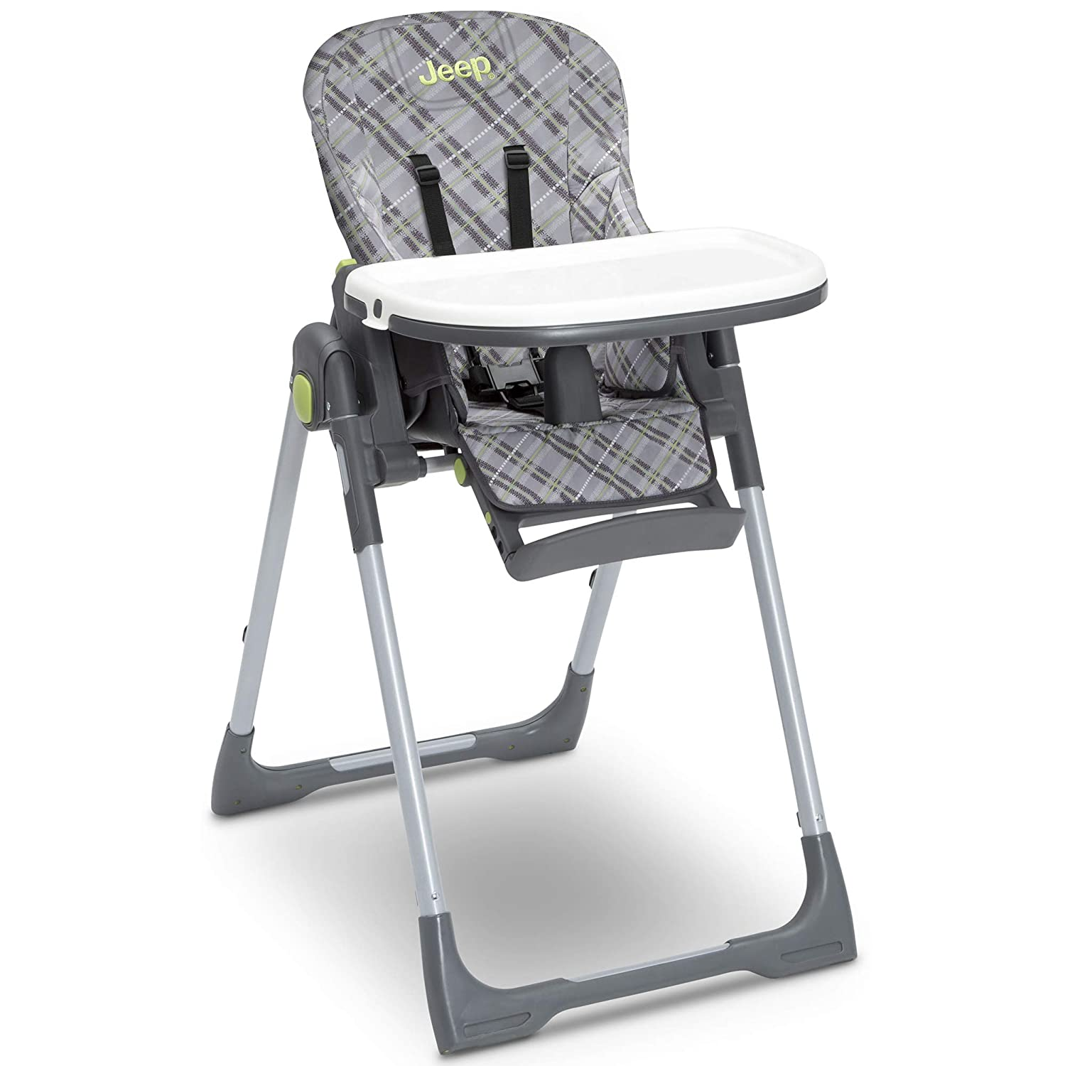 Baby Feeding Top-Quality Recliner Seat Foldable Toddler Infant High chair 2in1