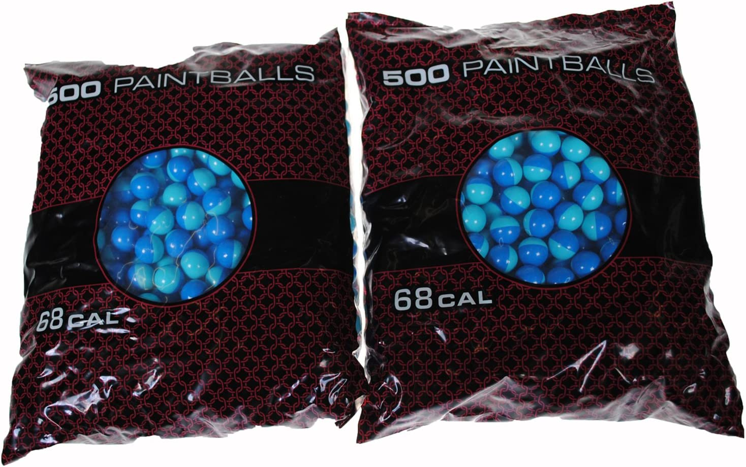 3. GI Sportz XBALL CERTIFIED MIDNIGHT Paintballs