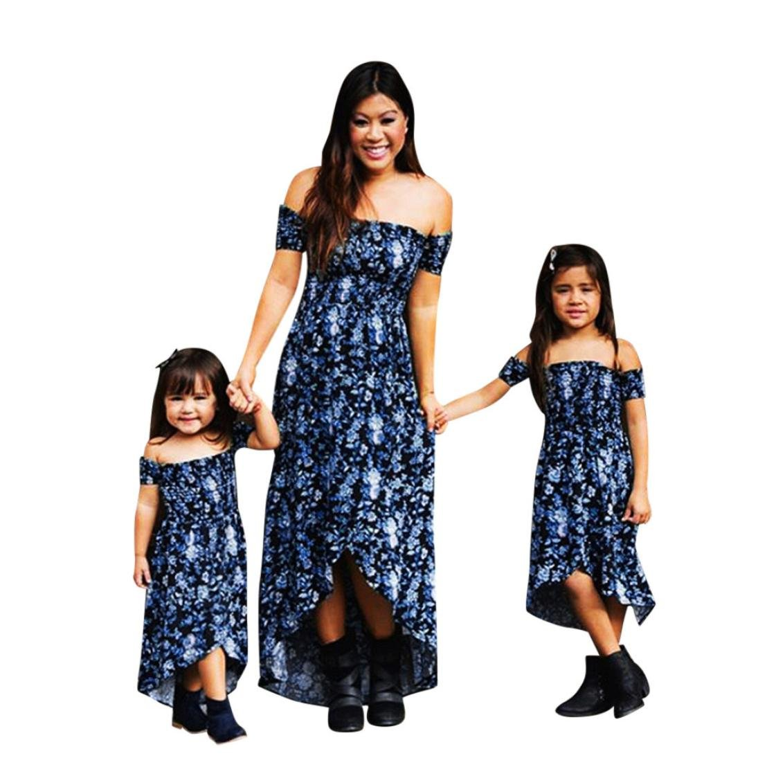 注文割引 Kehen DRESS ベビーガールズ Mom Large Mom Large ベビーガールズ B07DW368BV, ビバスポーツ:3dc94c19 --- arianechie.dominiotemporario.com