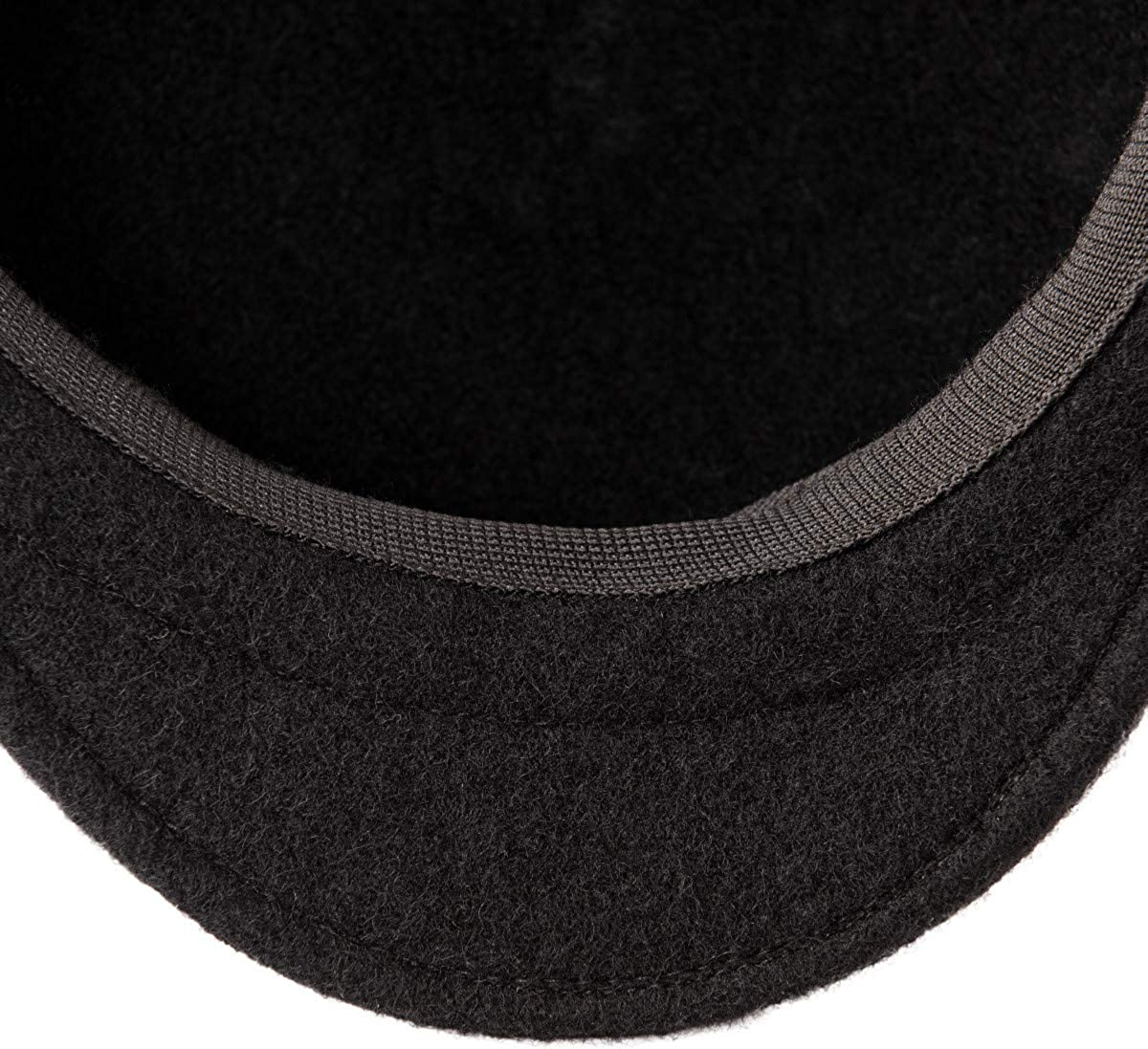 JANGOUL Mens Wool Beret Cap Flat Ivy Newsboy Hat