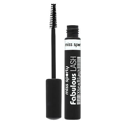 7aa45ba6f0b Miss Sporty Fabulous Lash Xtra Mascara, 8 ml, Black: Amazon.co.uk: Beauty