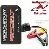 Anti-Gravity MICRO START Series XP1 XP3 XP10 XP10HD Lithium Portable Car, ATV, Motorcycle, Watercraft Jump Starter…