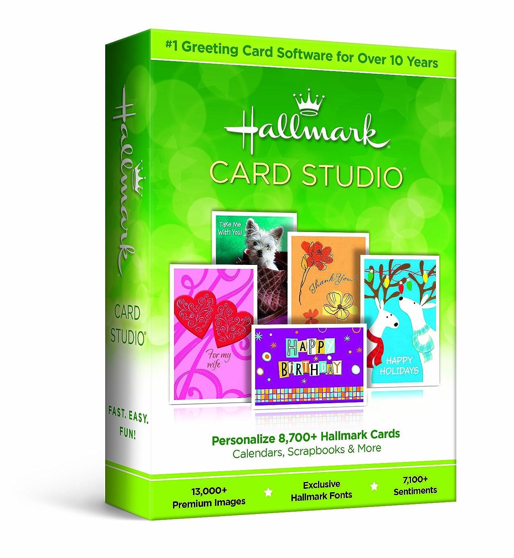 Amazon Hallmark Card Studio 2014