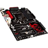 MSI Computer Corp. Motherboard ATX DDR3 1333 LGA 1150 Motherboards Z87-GD65 GAMING