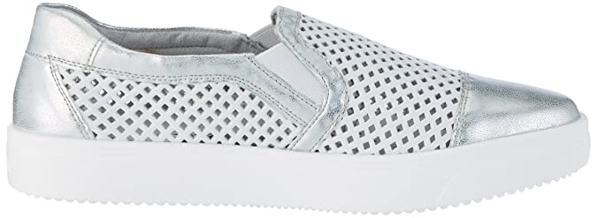 Womens R7803 Loafers, White, 7 UK Remonte