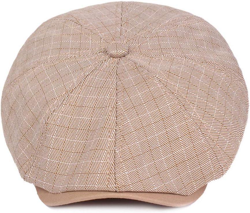 Markcur Cappello Pittore Cappello della Giovent/ù Berretto di Cotone Berretto Piatto per Uomo Donna