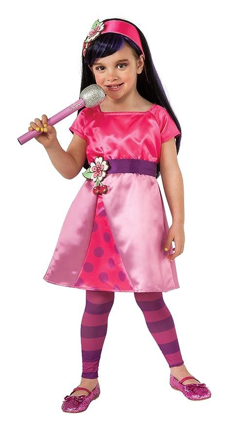 amazon com strawberry shortcake cherry jam costume small toys games