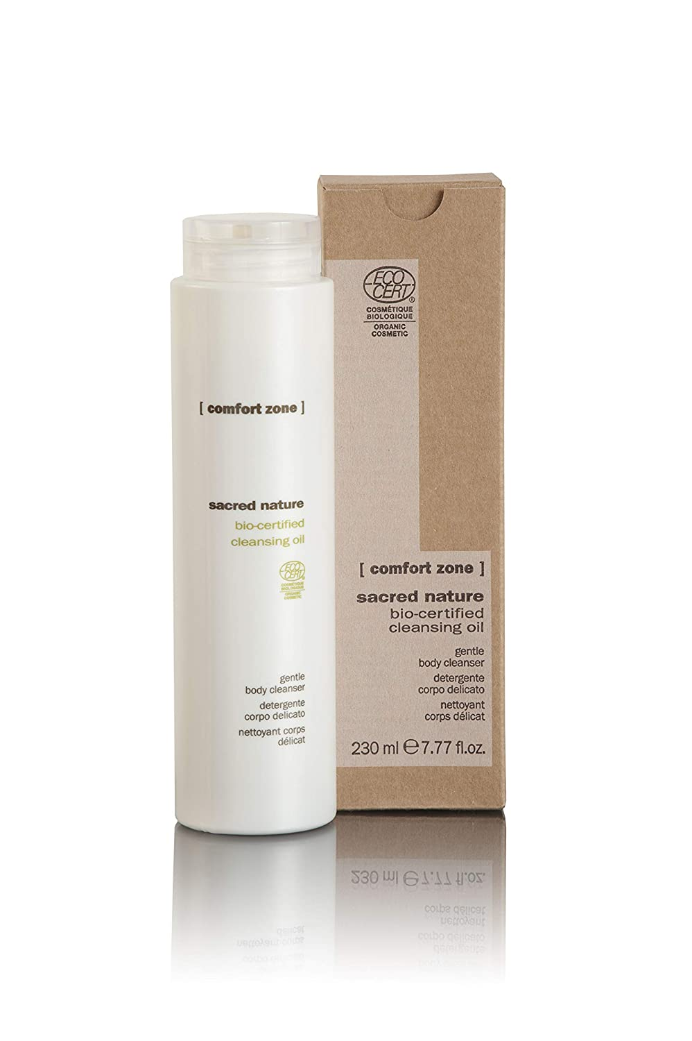 Comfort Zone Sacred Nature Cleansing Oil, 7.77 Ounce