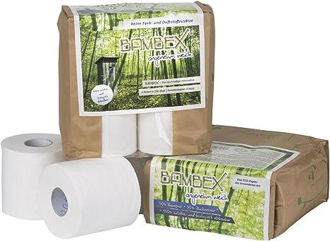 Siehe Beschreibung Ver descripción Papel higiénico BAMBEX Premium ...