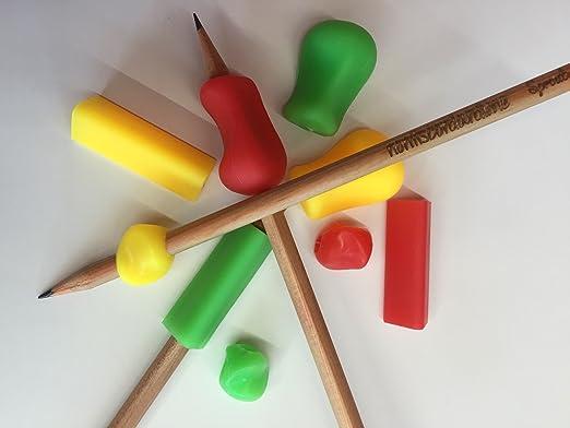 "8 opinioni per Pencil Grip ""DAMMIunaMANO"""