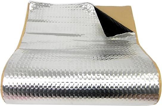 4m Rolle Alubutyl für optimale Dämmung im Auto Anti Dröhn