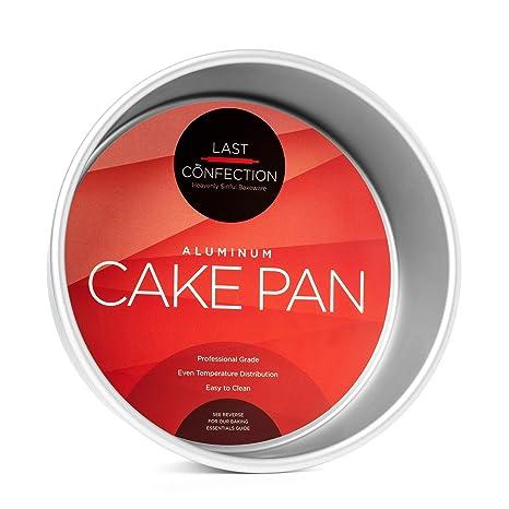 Amazon.com: Last Confection - Molde redondo para tartas ...