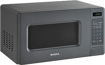 Winia/Daewoo KOR-667DG - Horno de Microondas, 0.7, color Gris: Amazon.com.mx: Hogar y Cocina