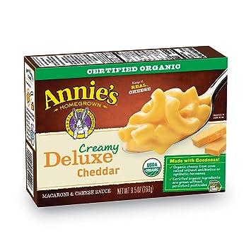 Annies Macaroni y queso, tazas de microondas: Amazon.com ...