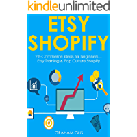 ETSY SHOPIFY: 2 E-Commerce Ideas for Beginners… Etsy Training & Pop Culture Shopify