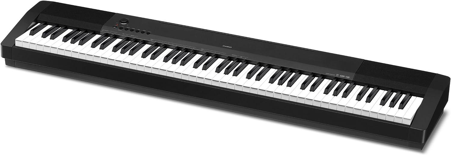 Casio CDP-120 88keys Negro piano digital - Teclado ...