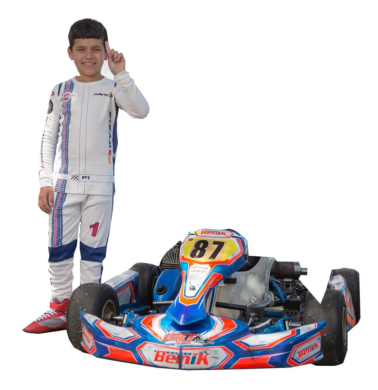 Racer PJ Set
