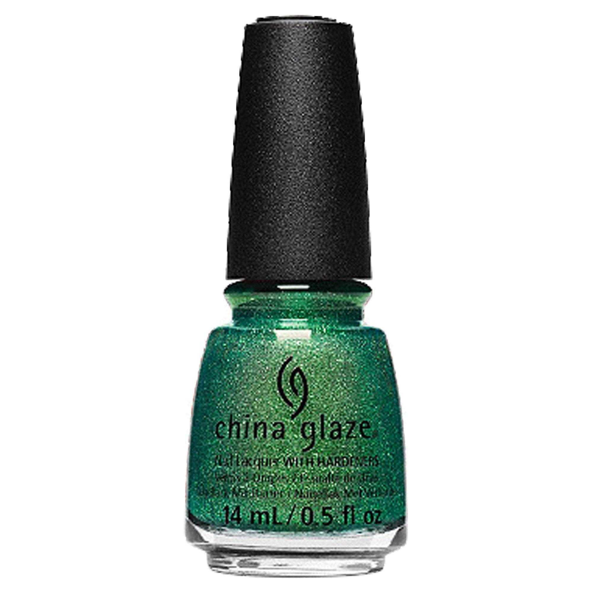 China Glaze - To Catch A Colour 2019 Nail Polish Collection - Green With Jealousy (84728) 14ml