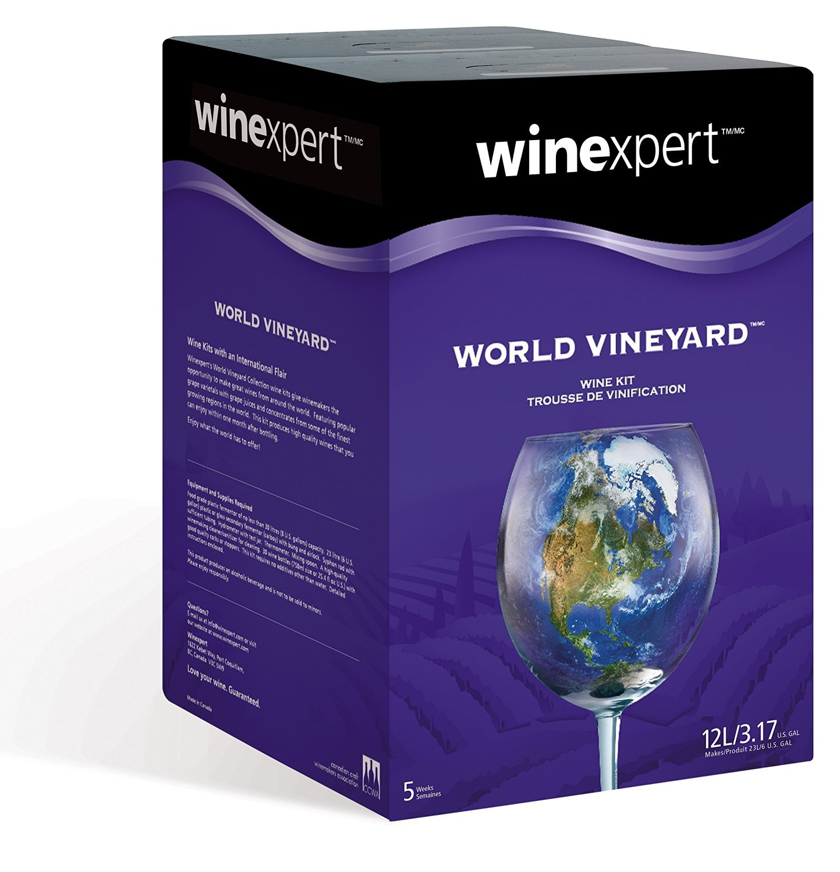 winexpert B00GHWVTD2 FBA_Does Not Apply World Vineyard Nebbiolo (Formerly Italian Barolo Style)