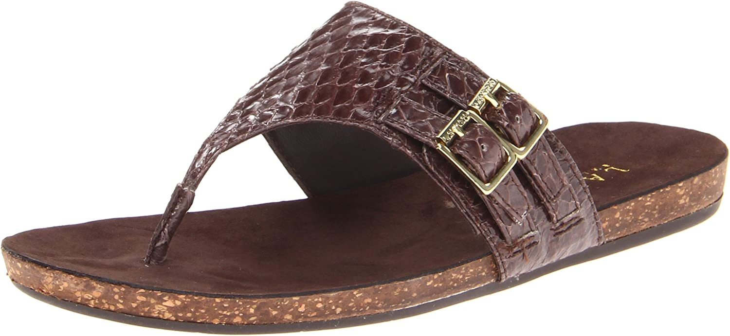 Lauren Popularity Ralph Inventory cleanup selling sale Women's Malia Sandal