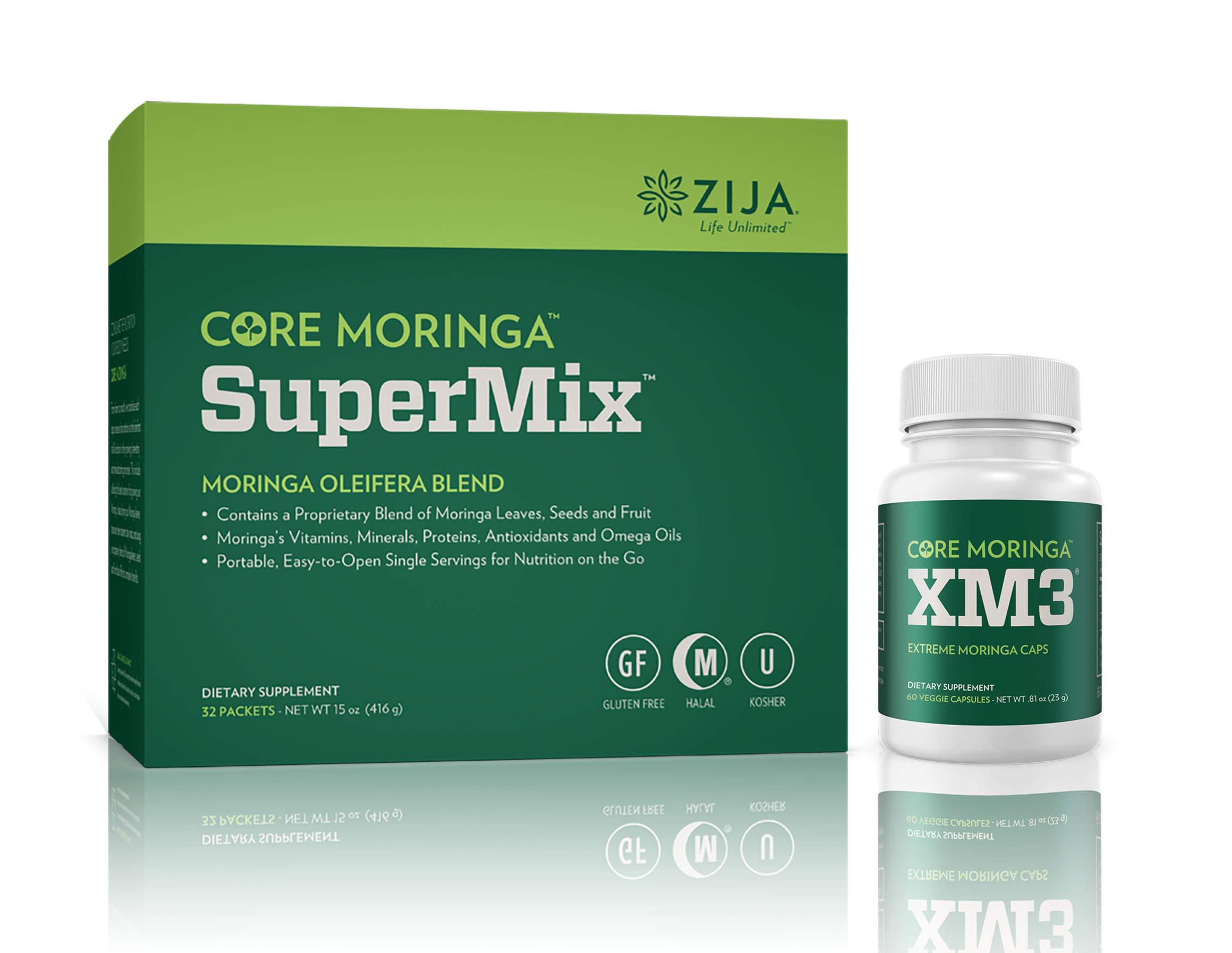 Zija Supermix Pure Moringa & XM3