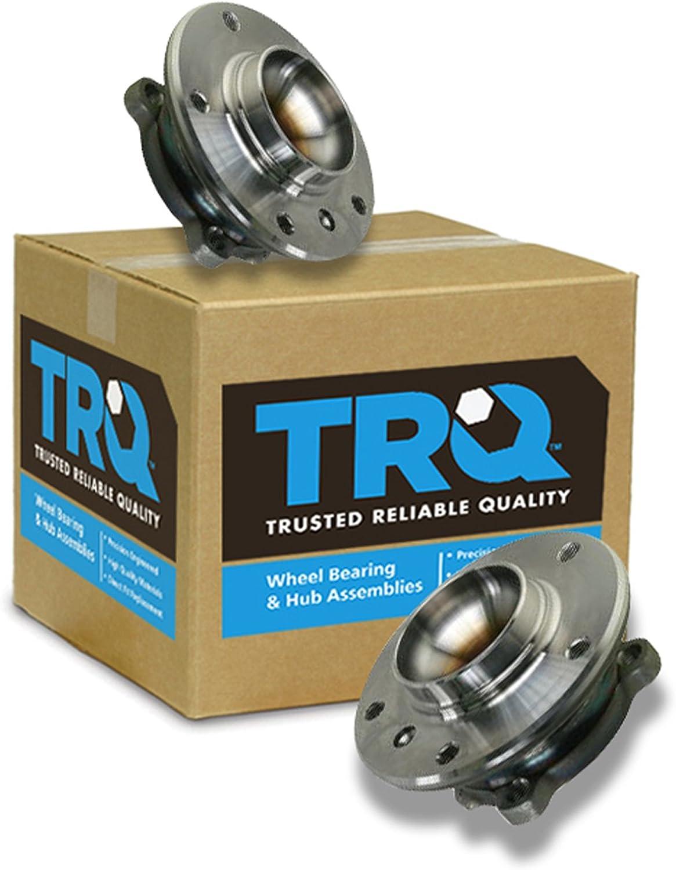 TRQ Front Wheel Hub /& Bearing for BMW 1 3 Series 128i 135i 325i 328i Z4