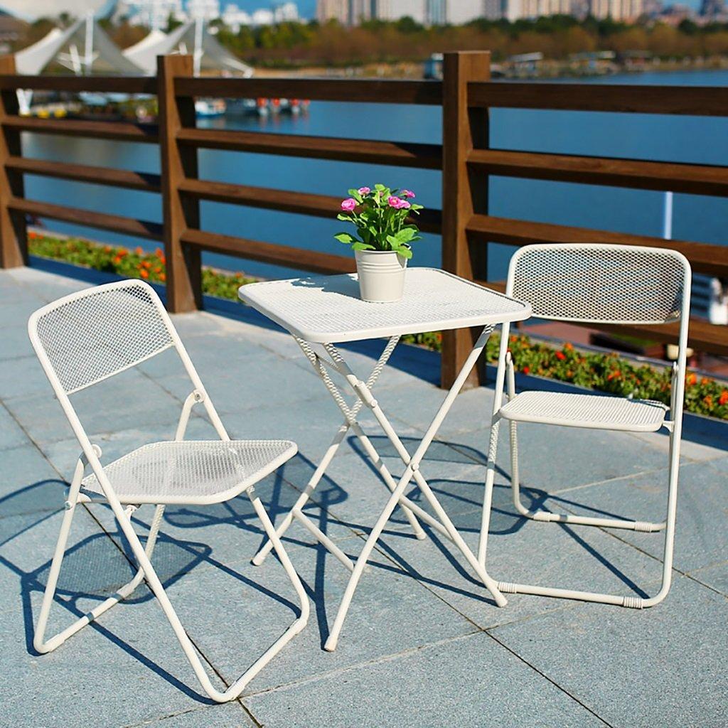 gartenm bel sets b geleisen tische und st hle outdoor balkon klapptische und st hle. Black Bedroom Furniture Sets. Home Design Ideas