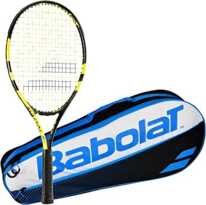 Dealer Warranty BABOLAT Nadal Junior 25 Inch Junior tennis racquet racket