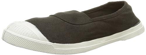 BensimonF15002C157 - Zapatillas de Deporte Mujer, Negro (Noir (835 Carbone)),