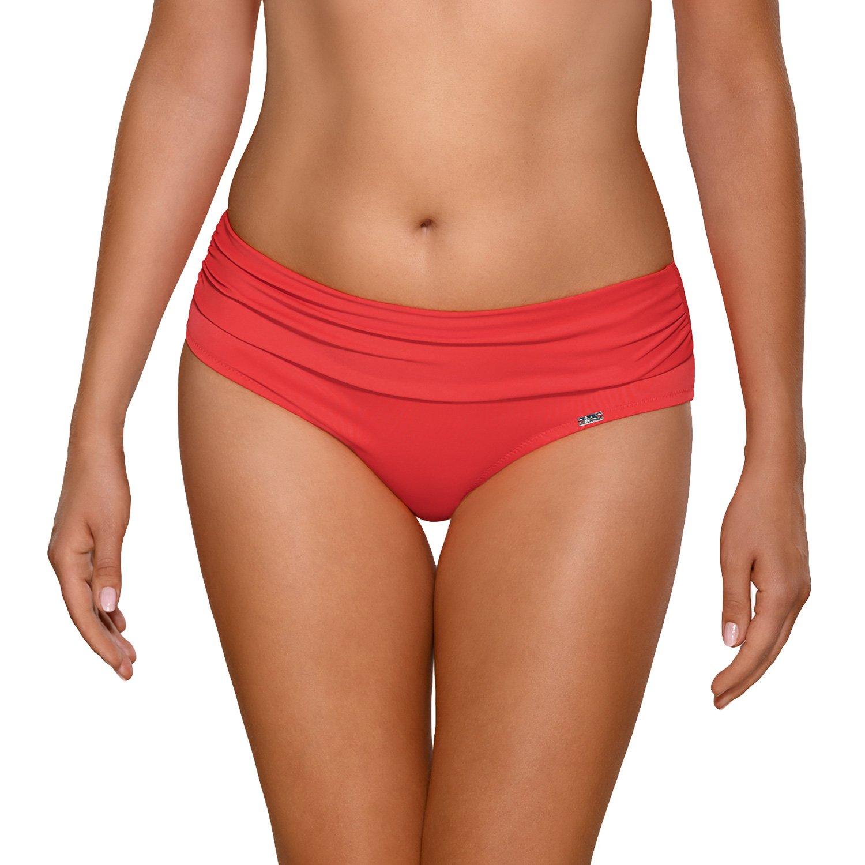 AVA SF-13//2 Bikinihose Dame Bademode Musterlos Normaler Bund Geschn/ürt Setteil EU