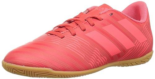 f42f0d59f adidas Nemeziz Tango 17.4 Indoor Shoe Kid s Soccer 12K Real Coral-Red-Core  Black