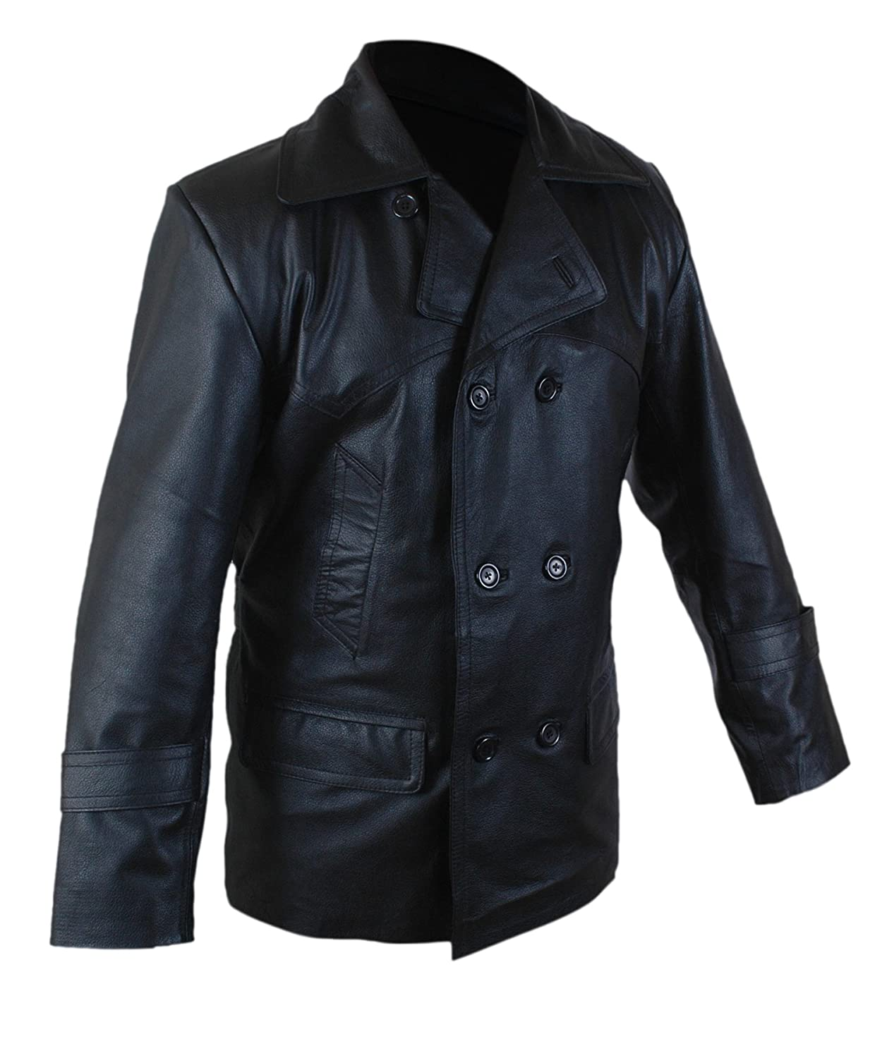 Dr Who Genuine Leather Jacket