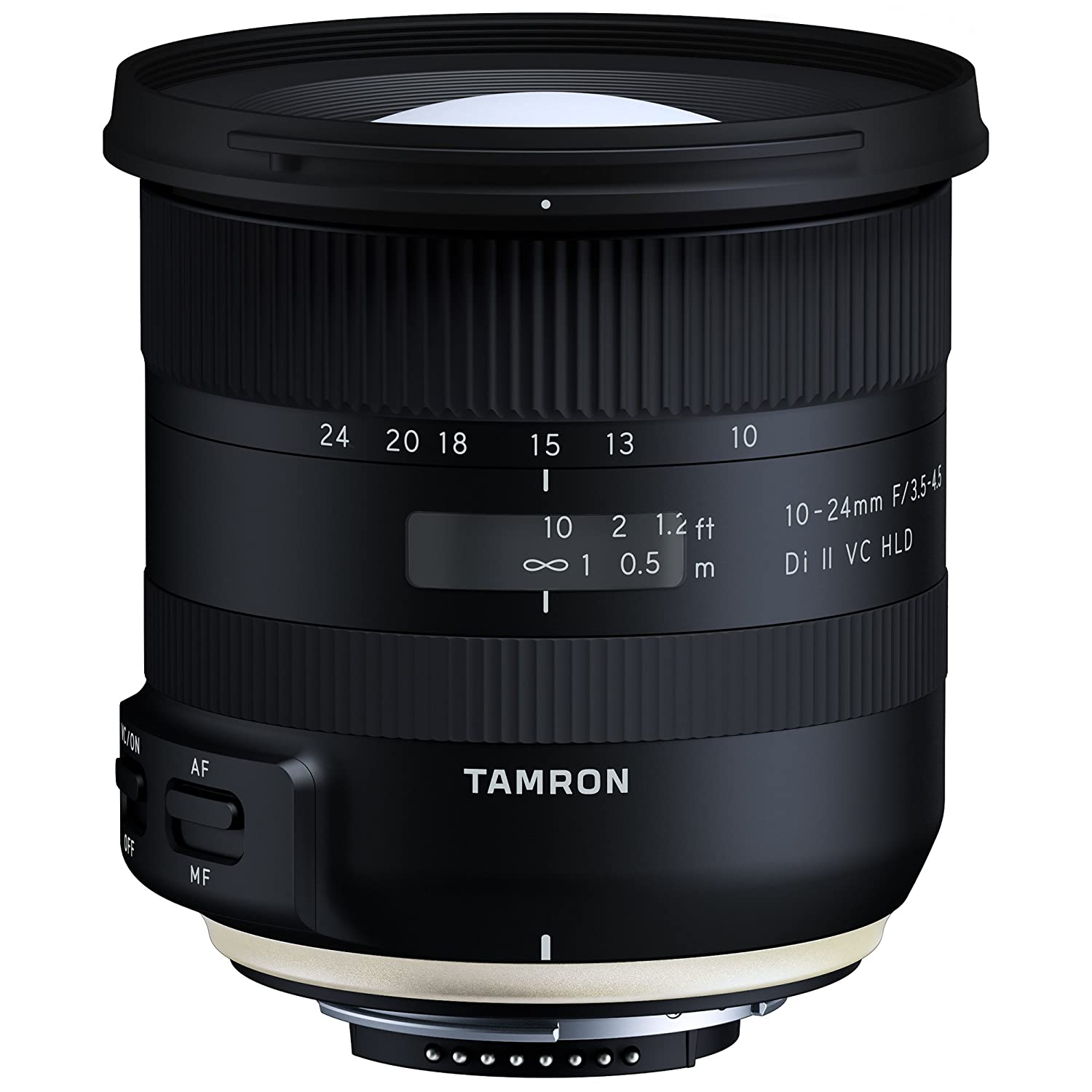 TAMRON 10-24mm F/3.5-4.5 DiII VC HLD Lens for Nikon DSLR Camera