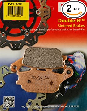 EBC HH Front Brake Pads For Yamaha 2017 YZF-R1M