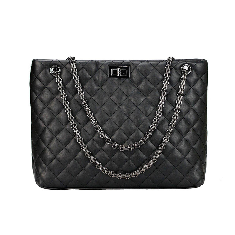 Amazon.com: Quilted Handbags for Women Metal