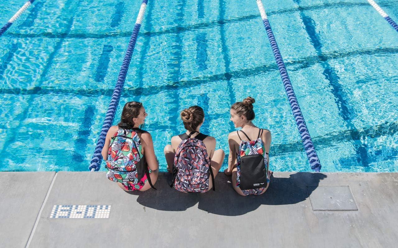 ARENA Schwimmbeutel Turnbeutel Team Allover