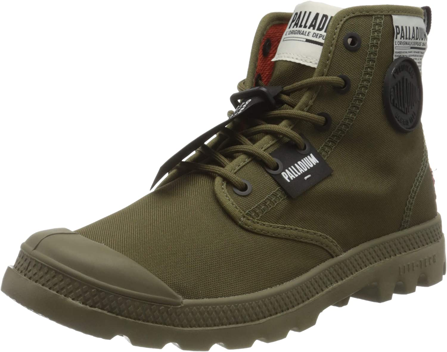 Palladium Men's Super beauty product restock quality top Ranking TOP13 Combat Boots Ankle