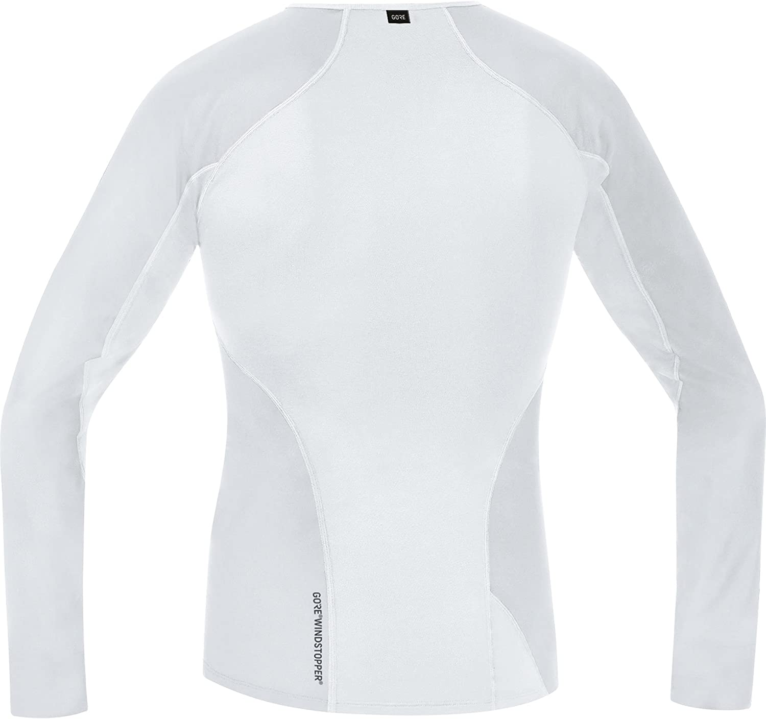 GORE WEAR 100324 Maillot Homme Gris Clair//Blanc FR Taille Fabricant : L L